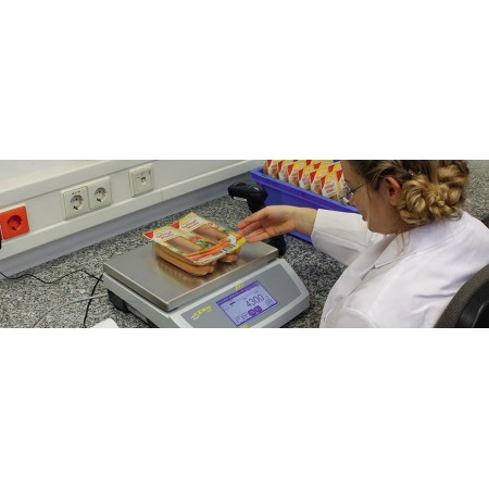 Balances to comply with pre-packaging legislation